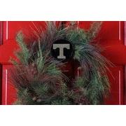 HensonMetalWorks Collegiate Wreath Holder Decoration; Tennessee