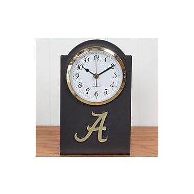 HensonMetalWorks Collegiate Desk Clock; Alabama