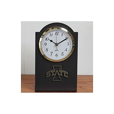 HensonMetalWorks Collegiate Desk Clock; Iowa State