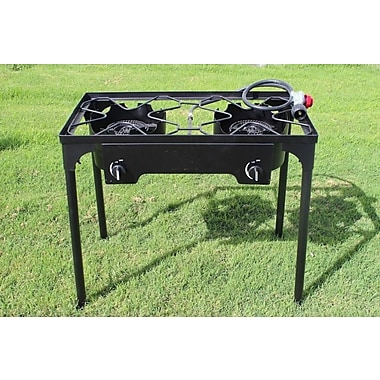 Concord Two Burners Propane Outdoor Stove