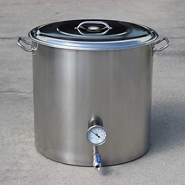Concord Stock Pot w/ Lid; 100 Quart