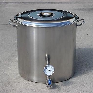 Concord Stock Pot w/ Lid; 180 Quart
