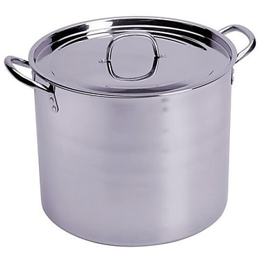 Concord Stock Pot w/ Lid; 80 Quart