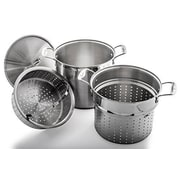CUL Distributors Culina Multi Pot Cooker 4-Piece Set