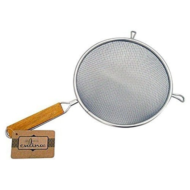 CUL Distributors Culina 8'' Double Mesh Strainer