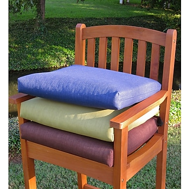 Blazing Needles Lyndhurst Outdoor Adirondack Chair Cushion