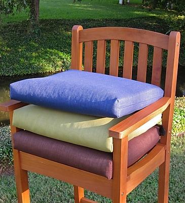 Blazing Needles Skyworks Outdoor Adirondack Chair Cushion