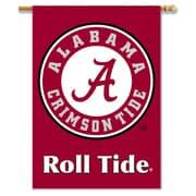 BSI Products NCAA 2-Sided Banner; Alabama
