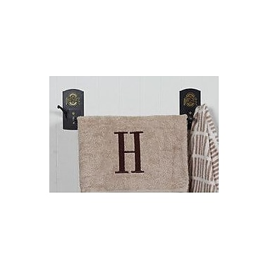 HensonMetalWorks Collegiate Wall Mounted Towel Bar; Ohio State