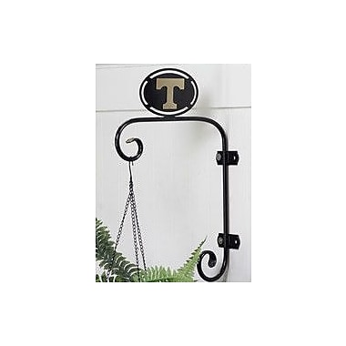 HensonMetalWorks Collegiate Angled Wall Mounted Plant Hanger; Tennessee