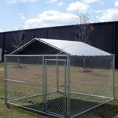 King Canopy Dog Kennel Cover & King Canopy Dog Kennel Cover | Staples
