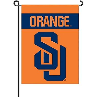 BSI Products NCAA 2-Sided Garden Flag Set; Syracuse
