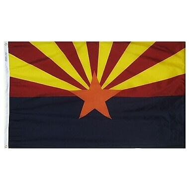 Annin Flagmakers Arizona State Flag; 4' x 6'