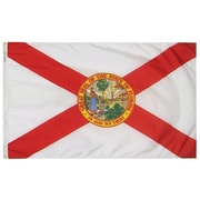 Annin Flagmakers Florida State Flag; 4' x 6'