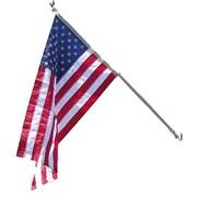 Annin Flagmakers Estate Flag Pole Spinner Traditional Flag Set
