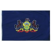 Annin Flagmakers Pennsylvania State Flag; 3' x 5'