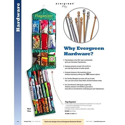 Evergreen Flag & Garden Flagpole Storage Bag
