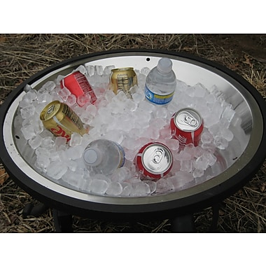 The Outdoor GreatRoom Company Fire Pit Ice Bucket Insert