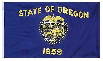 Annin Flagmakers Oregon State Flag; 3' x 5' WYF078276227864