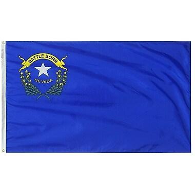 Annin Flagmakers Nevada State Flag; 4' x 6'
