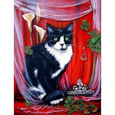 Caroline's Treasures Cat 2-Sided Garden Flag