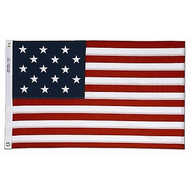 Annin Flagmakers Star Spangled Banner Traditional Flag