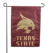Team Sports America NCAA Vertical Flag; Texas State