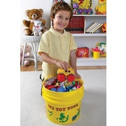 Argee Portable Toy Tote and Lid