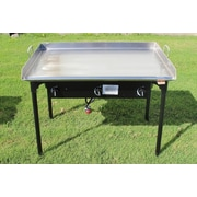 Concord Griddle Grill w/ Triple Burner Stove/Flat Top