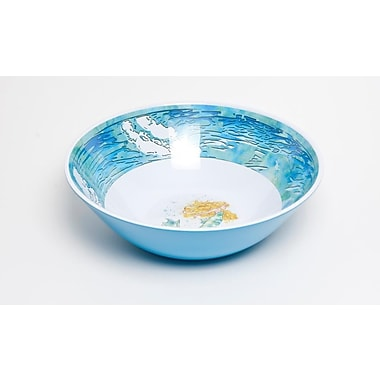 Galleyware Company Yacht and Home Mermaid Melamine Serving Bowl