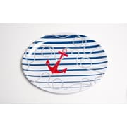 Galleyware  Company Yacht and Home Dockside Melamine Oval Platter