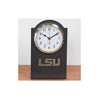 HensonMetalWorks Collegiate Desk Clock; LSU