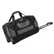 Travelers Club Adventure 20'' 2 Wheeled Carry-On Duffel; Grey