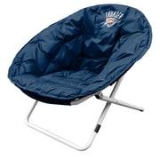 Logo Brands NBA Sphere Papasan Chair