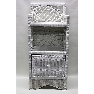 DestiDesign 15'' W x 31'' H Cabinet
