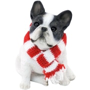 Sandicast Brindle French Bulldog Christmas Ornament