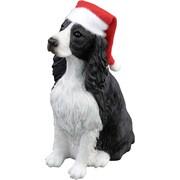 Sandicast Springer Spaniel Christmas Ornament