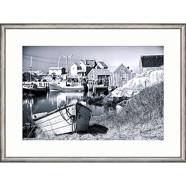 Melissa Van Hise Stone Harbor II Framed Photographic Print