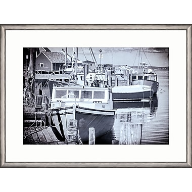 Melissa Van Hise Stone Harbor III Framed Photographic Print