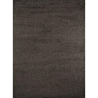 Home Dynamix Synergy Dark Gray Area Rug; 7'8'' x 10'4''
