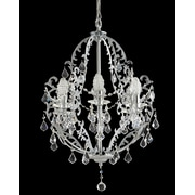 Dale Tiffany Buchanon 6-Light Crystal Chandelier