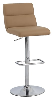 Chintaly Adjustable Height Bar Stool WYF078277069544