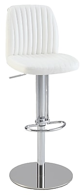 Chintaly Adjustable Height Bar Stool WYF078277067729