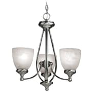 Woodbridge Kenshaw 3-Light Shaded Chandelier