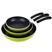 Cook N Home 3-Piece Non-Stick Frying Pan