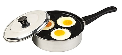 Better Houseware 3 Cup Egg Poacher WYF078277971946