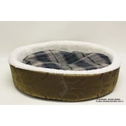 DestiDesign Round Floral Dog Bed