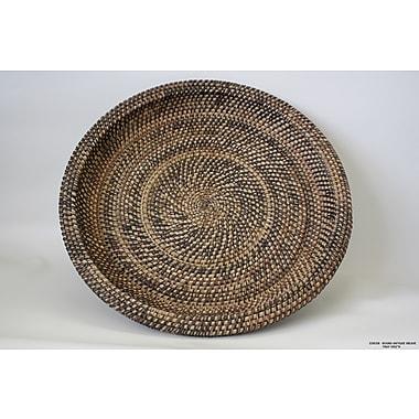 DestiDesign Round Weave Tray