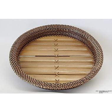 DestiDesign Bamboo Slat Tray