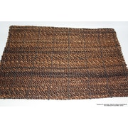 DestiDesign Twisted Abaca Horizontal Placemat (Set of 4)